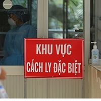 HCMC's Hospital of Tropical Diseases, where Covid-19 patients are being treated