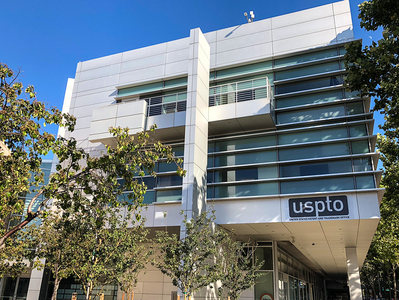 Silicon Valley offices of the United States Patent and Trademark (USPTO) in San Jose, California